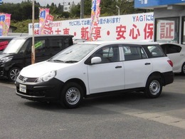 日産 AD 1.6 VE 4WD キーレス ETC ナビ TV