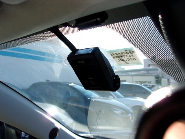 ディーラーオプションのドライブレコーダー!