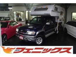 トヨタ ハイラックス ZENITHトラックキャンピング