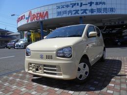 スズキ アルト 660 L スズキ セーフティ サポート装着車 CD