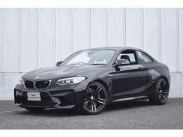BMW M2クーペ M DCT ドライブロジック 認定中古車 1オナ ナビ 黒革 クルコン