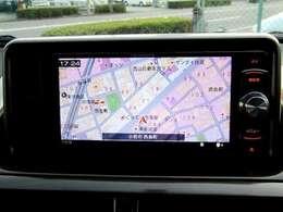 カロッツェリア製SDナビ付!Bluetoothや地デジ視聴も可能です!