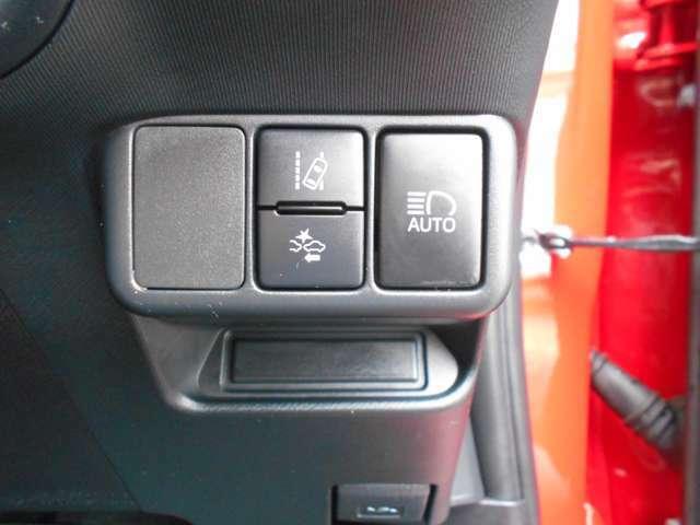 話題の安全装備トヨタセーフティセンスも搭載しています。衝突回避ブレーキや車線逸脱監視システムなどで安全運転を支援します。クリアランスソナーやパーキングサポートブレーキも装備していますので安心です。