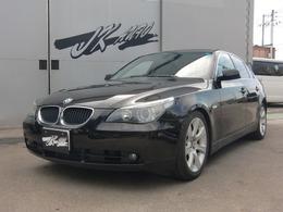 BMW 5シリーズ 525i 1年10000km保証付き