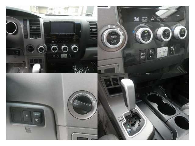 AUTOエアコン パートタイム4WD シートヒーター マニュアルモード付6速AT