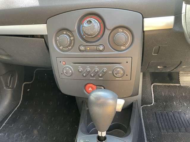トルコンATなので、運転しやすいです!