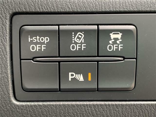 【アイドリングストップ/車線逸脱警報/横滑り防止装置/パーキングセンサー】