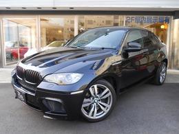 BMW X6 M 4.4 4WD H&Rサスペンション HAMANNスポイラー