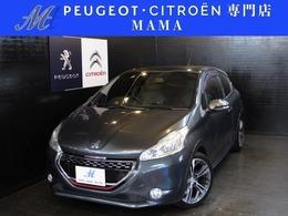 プジョー 208 GTi Peugeot&Citroenプロショップ 純正ナビ