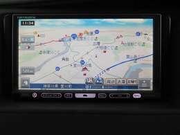 カロッツェリアのカーナビ ・ フルセグ ワンセグTV付きです! タッチパネルなので操作もラクラク!!