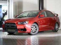 三菱 ランサーエボリューション 2.0 GSR X 4WD 純正BBS18AW HKS車高調 マフラー キャタ
