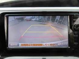 純正SDnナビ付き♪ ガイド線付バックカメラで駐車も安心ですね♪ 広角のカメラで駐車の不慣れな方でも安心ですね♪