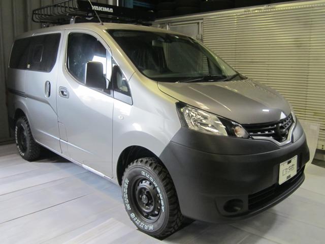 令和3年4月23日 車検令和令和5年4月22日 メーカー保証継承可能 新車から作りました。YAKIMAメガウオーリア スーリールーフレール 4センチリフトアップ マキシスタイヤ新品