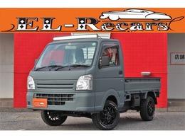 スズキ キャリイ 660 KCエアコン・パワステ 3方開 4WD 2インチリフトアップ/LED/Mナビ/地デジ