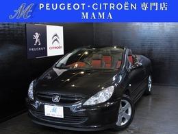 プジョー 307CC プレミアム Peugeot&Citroenプロショップ 禁煙車