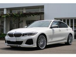 BMWアルピナ D3 S リムジン アルラット ディーゼルターボ 4WD OP2000000弱 正規ディ-ラ-車