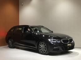 BMW 3シリーズツーリング 320d xドライブ Mスポーツ ディーゼルターボ 4WD コンフォートPKG ACC 黒革シート