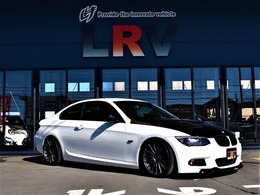 BMW 3シリーズクーペ 320i Mスポーツパッケージ BLITZ車高調/SEIBONカーボンボンネット