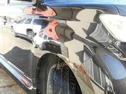 スマートキー・Wエアバッグ・ABS・純正HDDナビ・ミュージックサーバー・純正エアロ・アルミ・HIDライト・FOGランプ・イルミネーション・ウィンカー付電動格納ミラー