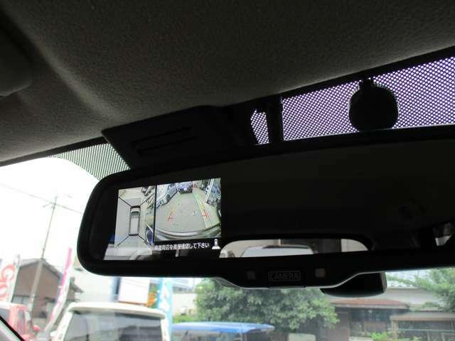 車庫入れも安心の全方位カメラ『アラウンドビューモニター』装備♪