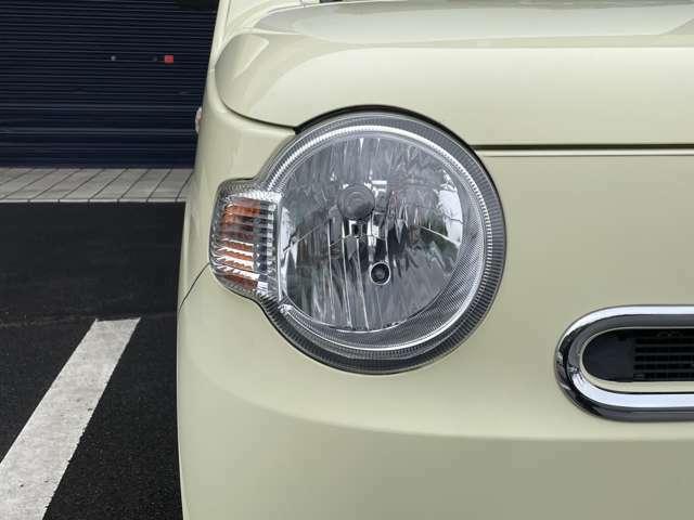 ☆黄ばみもなくきれいなヘッドライト!
