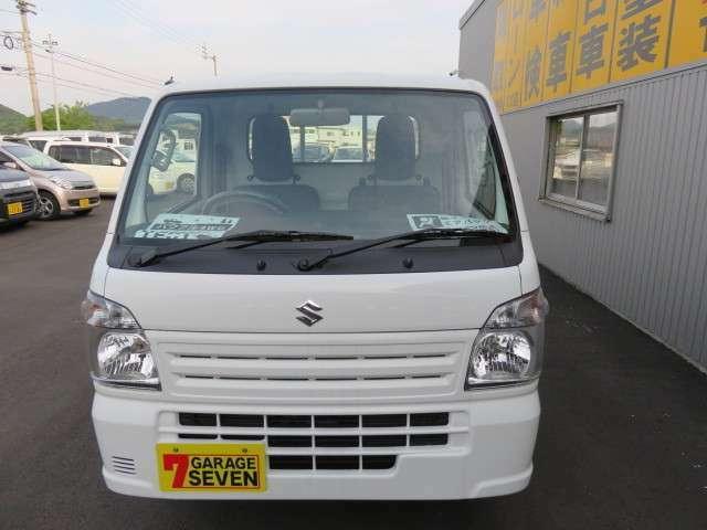 高低速2段切り替え式パートタイム4WD、デフロック、届出済未使用車、スペリアホワイト(26U)、4輪ABS