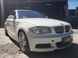 BMW 1シリーズクーペ 135i サンルーフ 本革シート