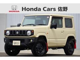 スズキ ジムニー 660 XL 4WD 5MT 4WD ETC サイドエアバック フォグ