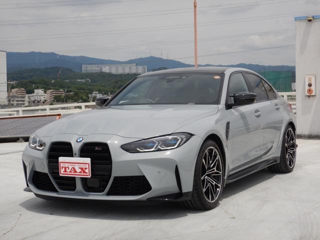 BMW・G80M3コンペティション入庫しました!