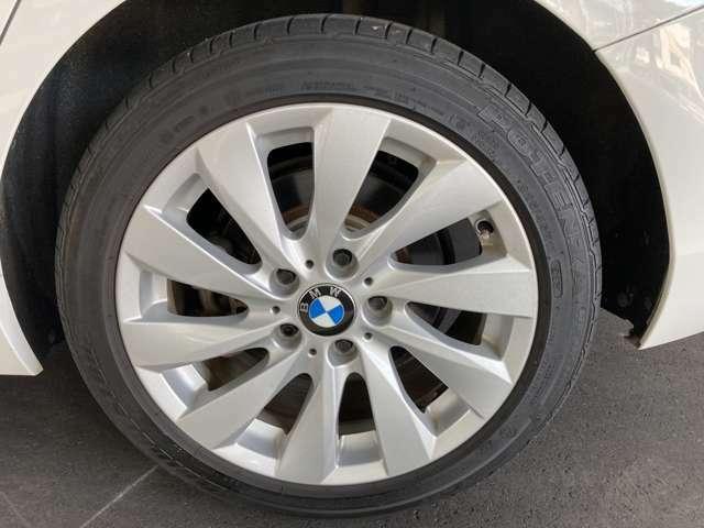 タイヤは4ミリ以下で交換いたします。