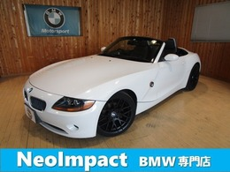 BMW Z4 ロードスター2.2i ブラックホイル ナビ ETC バッテリ新品