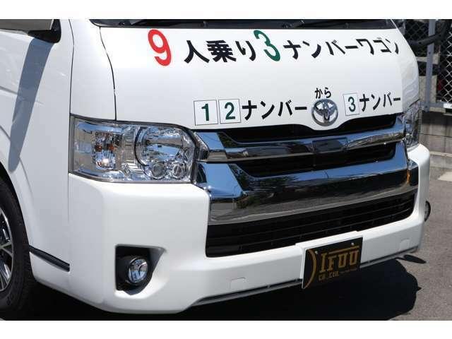 5型純正フロントメッキグリル&メッキドアミラー&ビルトインフォグランプ!衝突安全セーフティーセンス付き!LEDヘッドライト!