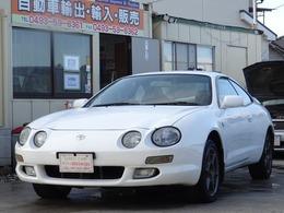 トヨタ セリカ 2.0 SS-I タイミングベルト交換済み DVDナビ 172