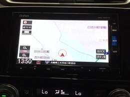 ☆ディーラーオプションのギャザーズナビ装備。Bluetooth等多彩なメニューも使用可能です。