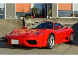フェラーリ 360モデナ 3.6 6速MT カーボンスポーツシート