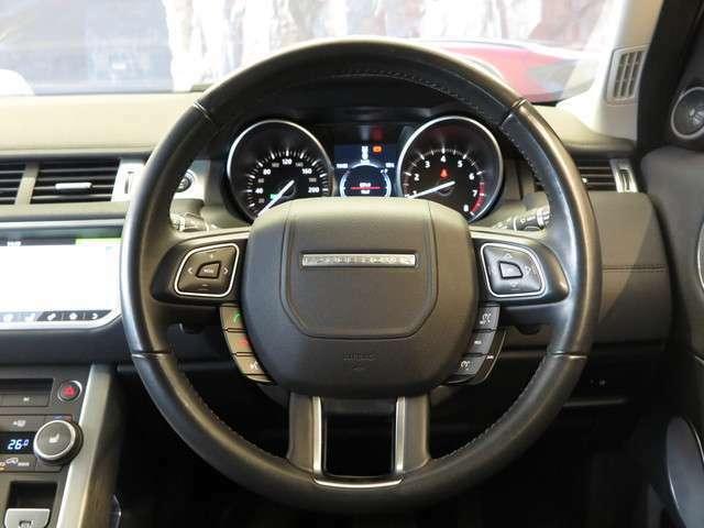 レーンキープアシスト「車線逸脱時にハンドルを振動させ、ドライバーへ警告をしてくれる機能です。運転支援システムがついており安全にお乗りいただけます。」