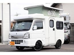 スズキ キャリイ AZ-MAX製 K-ai  5MT FFヒーター ツインサブバッテリー 外部充電 シンク