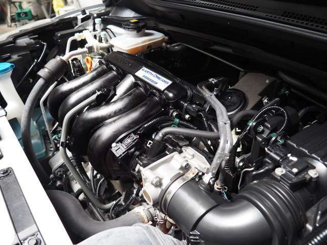スポーツハイブリッド1,5L i-VTEC DCDエンジン搭載です