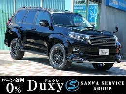 トヨタ ランドクルーザープラド 2.7 TX 4WD WALD オフロードAW SR クリソナ 月々3万OK