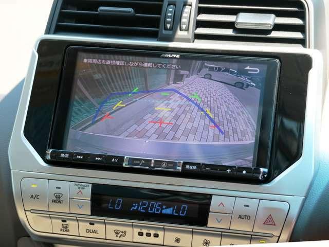 Aプラン画像:カラーバックカメラ付き☆これがあれば、バック駐車が苦手な方でもご安心して運転できますよね。便利なアイテムです☆