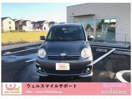 トヨタ シエンタ 1.5 X Sエディション 左足アクセル