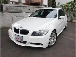 BMW 3シリーズ 320i Mスポーツパッケージ 屋内保管 記録簿 禁煙 ETC