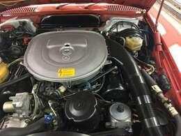 搭載されるエンジンはM117 水冷V型8気筒 SOHC 5,546ccエンジンとなりオートマチックミッションとの組み合わせとなります。
