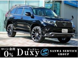 トヨタ ランドクルーザープラド 2.7 TX 4WD 新車 WALD22AW エアロ SR 月々3万OK