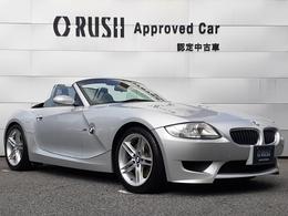 BMW Z4 Mロードスター 3.2 6速MT 純正ナビ バックカメラ 黒革