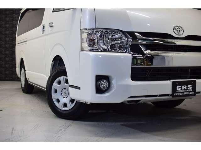 H31年式 ハイエース ファインテックツアラー (ガソリン)4WD入庫致しました。www.crs9000.com☆06-6852-9000☆