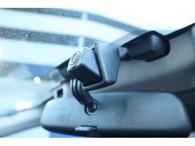 最近ご要望が多いドライブレコーダー付き