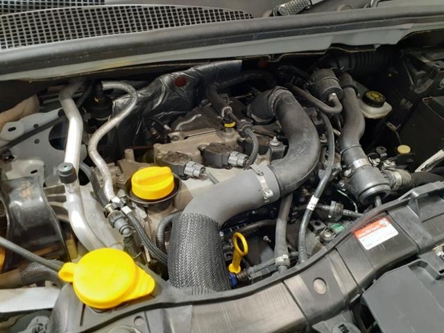 ●直列4気筒DOHC16バルブターボ
