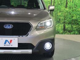 純正オプションフォグイカリング!!LEDヘッドライトを装備!【夜道も安心、LEDライト付きです。視認性に優れています☆】
