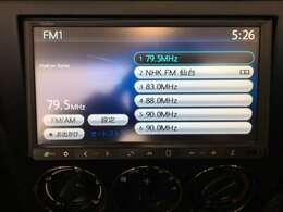 【ナビ】社外ナビ★AM・FM★CD★DVD再生★ミュージックサーバー※運転やお出かけが楽しくなりますね!★